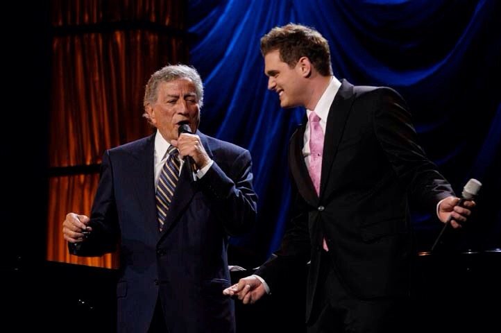 Tony Bennett Micheal Buble