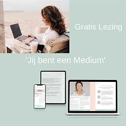 Gratis Webinar Mediumschap & Q&A 'Jij Bent een Medium'