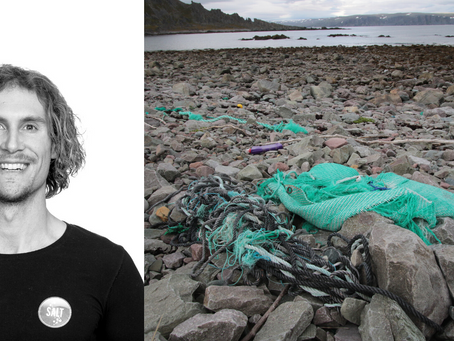 Inside SALT: Carl Höjman on Filling the Knowledge Gap on Marine Litter