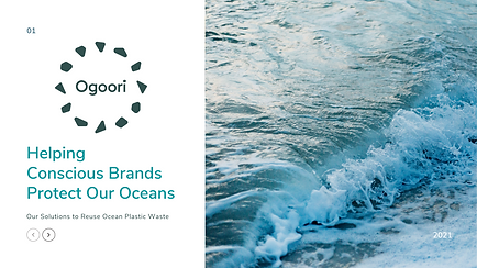 Ogoori - Marketing Business Portfolio br