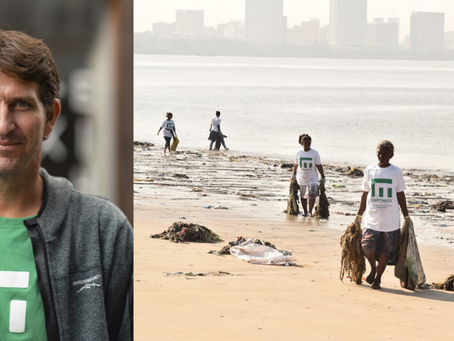Empower's Wilhelm Myrer on #TechForGood To Disrupt Old Ways For A Better World