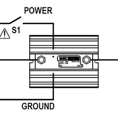 High Current Switch Standard Set-Up