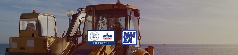 ISO Certified NMEA Member
