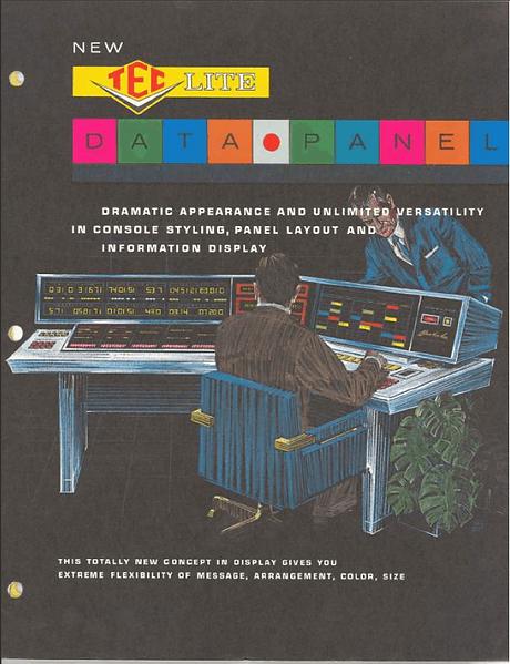 TEC to Data Panel Brochure