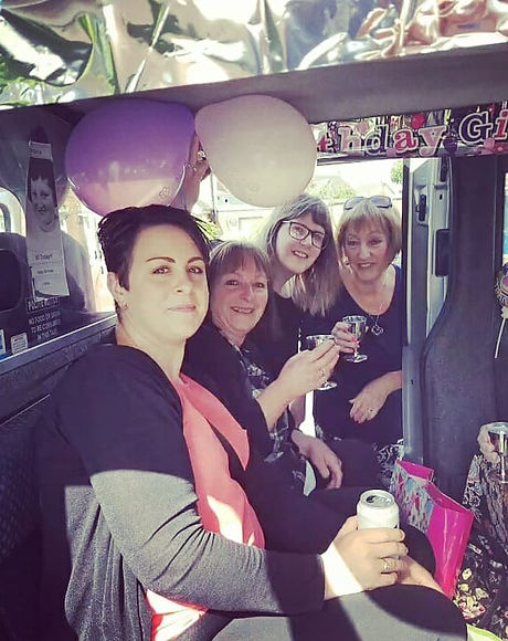 party taxi hire