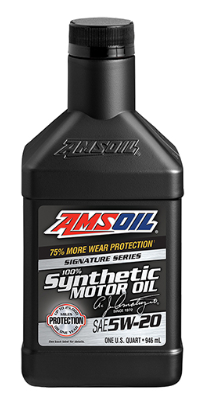 Signature Series 5W20 Synthetic Motor Oil