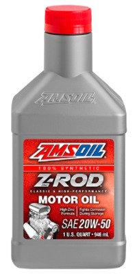 Z-ROD Synthetic Motor Oil  20W50