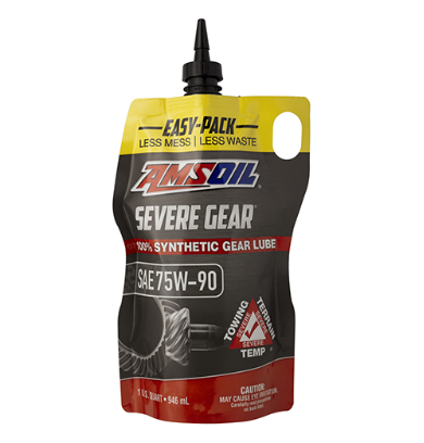 Severe Gear Synthetic EP Gear Lube 75W90 (SVG)