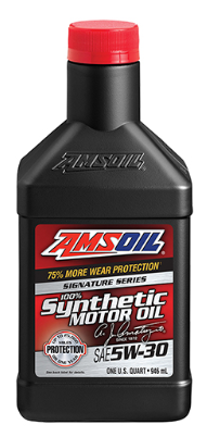 Signature Series 5W30 Synthetic Motor Oil
