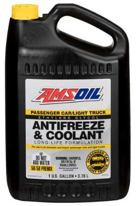 Amsoil Antifreeze & Coolant 50/50 Premix