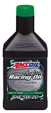 DOMINATOR 5W-20 Racing Oil