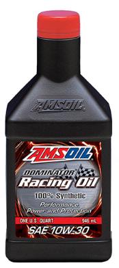 DOMINATOR 10W-30 Racing Oil