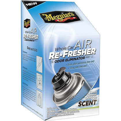 Meguiar's Air Re-Fresher Sweet Summer Breeze, 60 ml