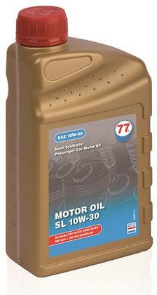 77 Lubricants Motor Oil SL 10W30