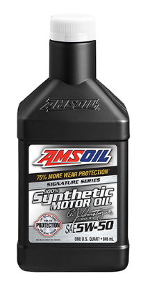 Signature Series 5W50 Synthetic Motor Oil