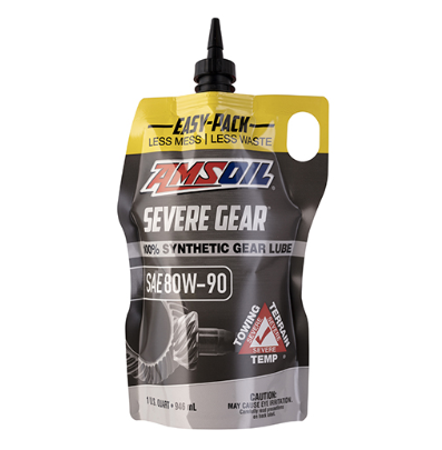 Severe Gear Synthetic EP Gear Lube 80W90 (SVO)
