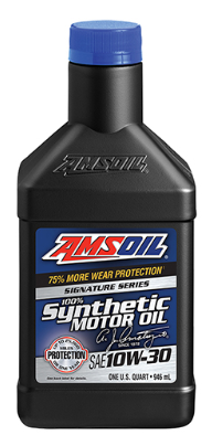Signature Series 10W30 Synthetic Motor Oil