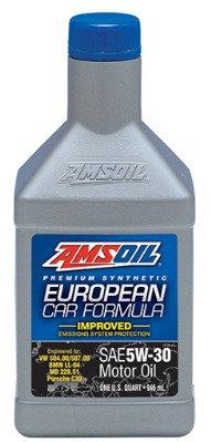 European Car Formula 5W30 Improved ESP Synthetic Motor Oil