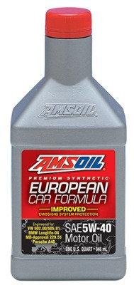 European Car Formula 5W40 Improved ESP Synthetic Motor Oil