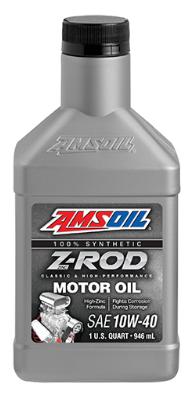 Z-ROD Synthetic Motor Oil  10W40