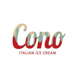 Cono, Italian ice cream