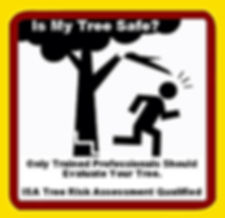 Hazardous Tree Logo