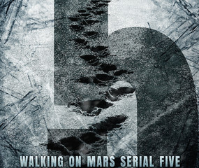 Mr X! The 5th short story in the Walking on Mars series has released!!