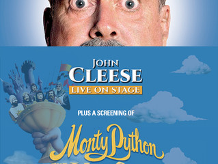 John Cleese...as funny as ever!