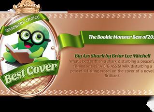 BIG ASS SHARK wins award for best cover.