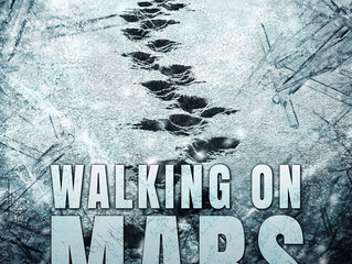 Walking on Mars available for Pre-order!!