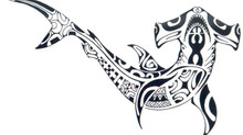Shark Tattoos. I have this one on my back, and am starting to shop for  a new one to go with it.