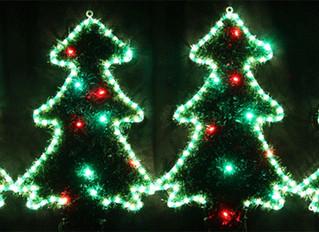 Twinkle, Twinkle Little Xmas Lights