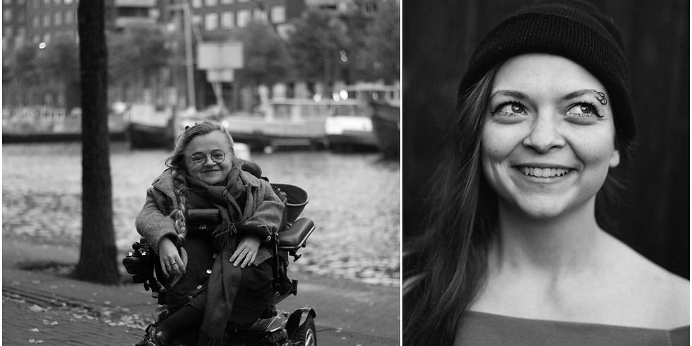 Intersectionele gesprekken met Mira en Judith van Feminists Against Ableism