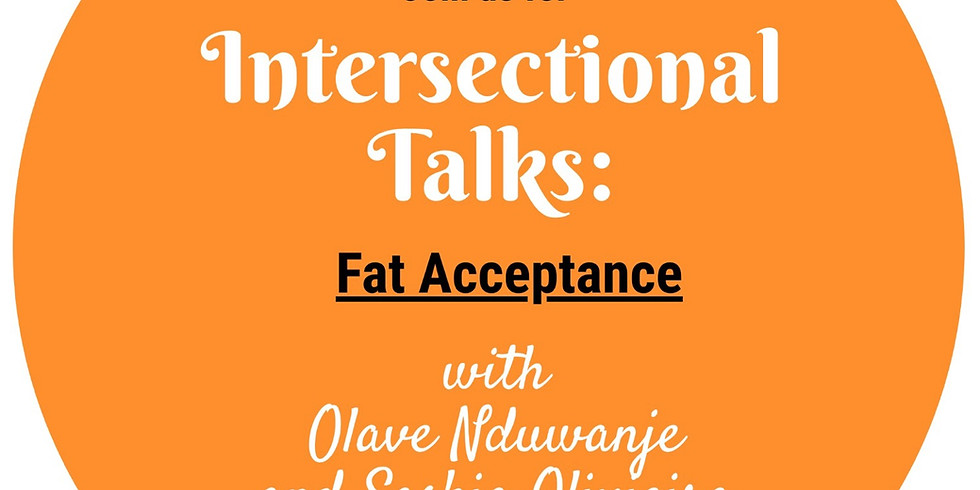 Intersectionele gesprekken: vetacceptatie