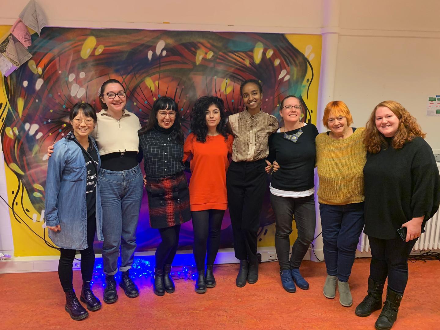 Women in Art with Vera Rodriquez