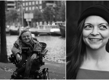 Intersectional Talks with Mira Thompson and Judith de Hont from Feminists Against Ableism