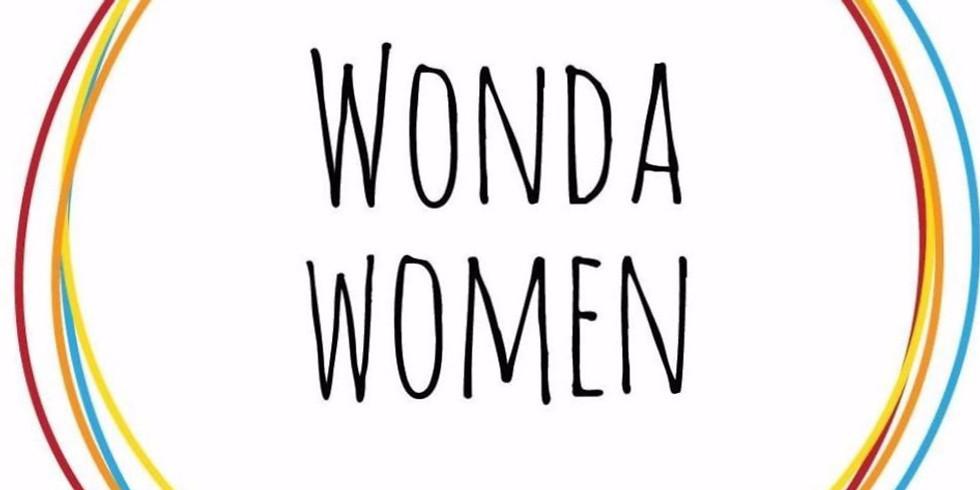 Wonda Middag voor het knutselen van heksen voor vrouwen voor Dames maart 2020