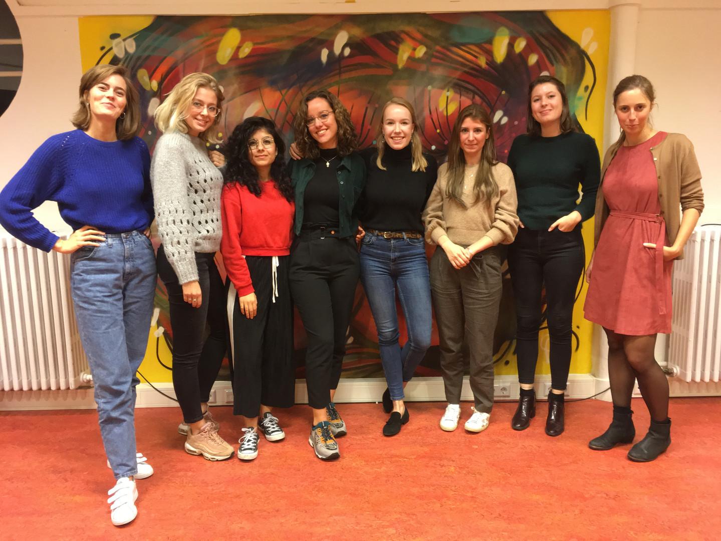 Women in Media with Justine van Beek