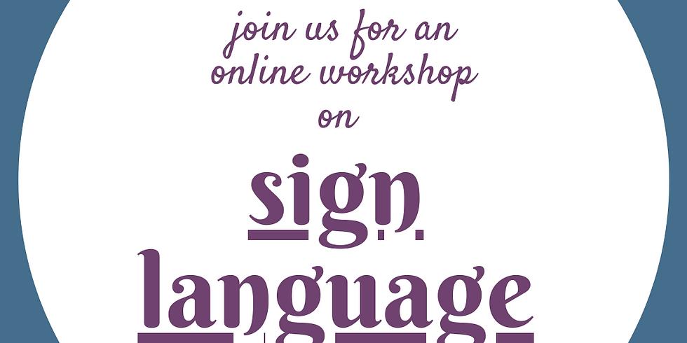 Sign Workshop