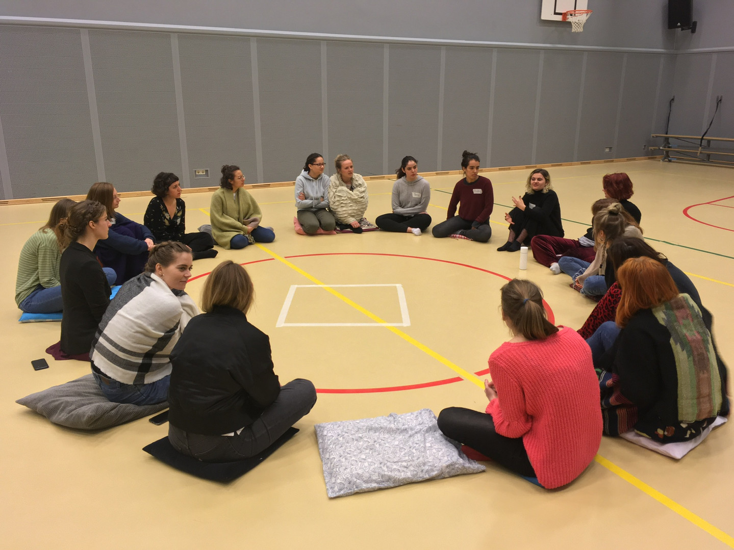 Workshop on Consent