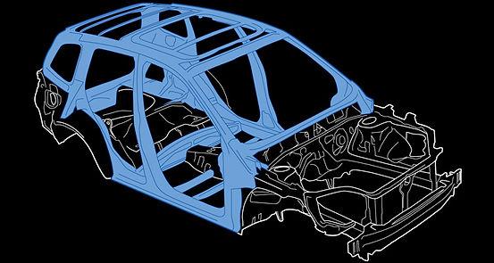 Sikkerhed i Subaru Forester