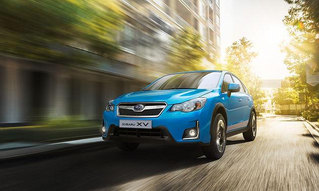 Sikkerhed i top i Subaru Forester