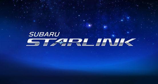 Subaru Starlink i Subaru XV