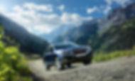 Robust firehjulstræk Subaru Outback