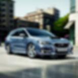 Subaru Levorg nye priser
