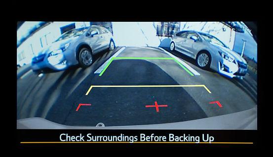 Udsyn og parkering med Subaru XV