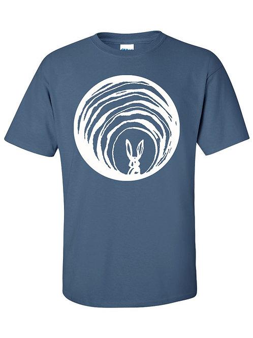 Adult Indigo Logo T-shirt