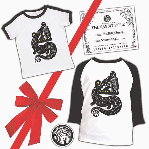 Good Things Come 2 T-shirt gift set