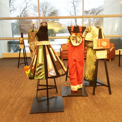 Literary Fashions at the Johnson County Library