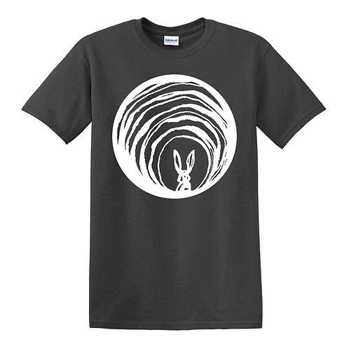 Adult Grey Logo T-shirt